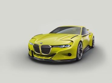 BMW presenta el Concept BMW 3.0 CSL Hommage
