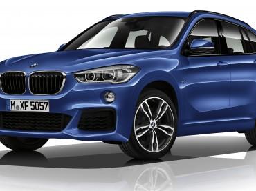 BMW anuncia el acabado M Sport para el nuevo X1