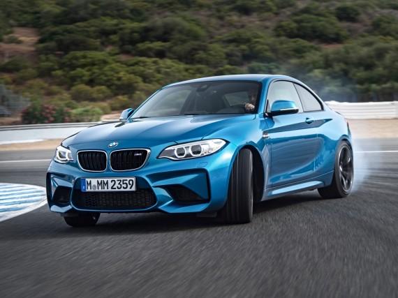 El nuevo BMW M2 Coupé ya disponible en España