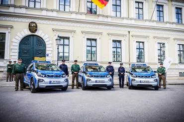 El BMW i3 se incorpora a los servicios de emergencia