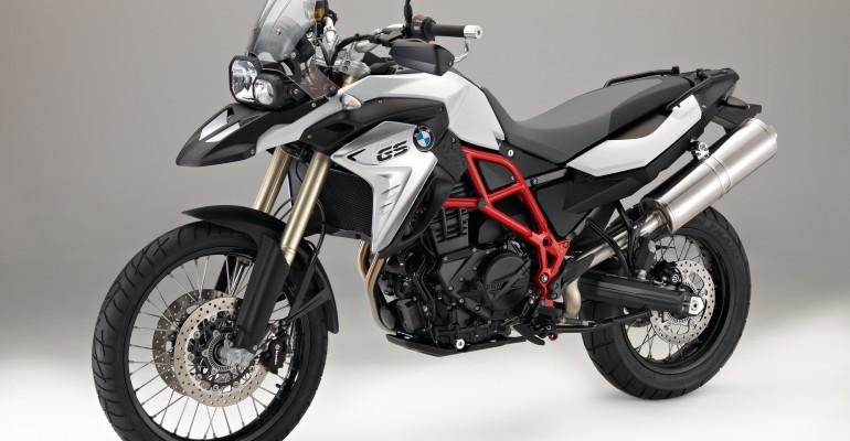BMW Motorrad presenta las nuevas F 700 GS y F 800 GS