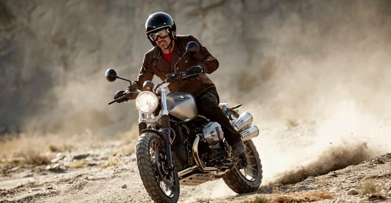 BMW Motorrad presenta la R nineT Scrambler. Lo retro ya está aquí