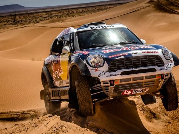 MINI ha anunciado a sus equipos para el próximo Dakar