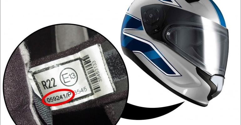 BMW Motorrad retira el Sport Helmet