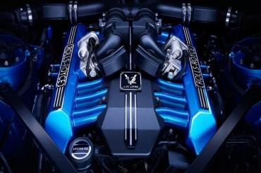 Rolls-Royce Phantom Drophead Waterspeed Collection