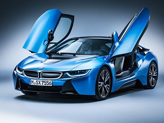 BMW Group España vende un i8 virtualmente