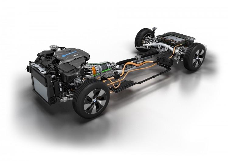 BMW Serie 3 330e - Tecnología