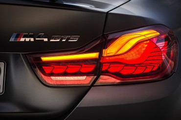 BMW se adelanta con la tecnología OLED