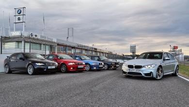 30 años del BMW M3