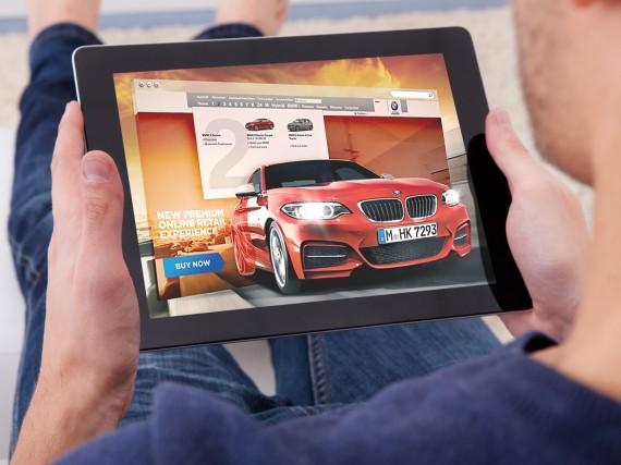 ¿Quieres comprar un BMW nuevo On Line? En el Reino Unido ya puedes
