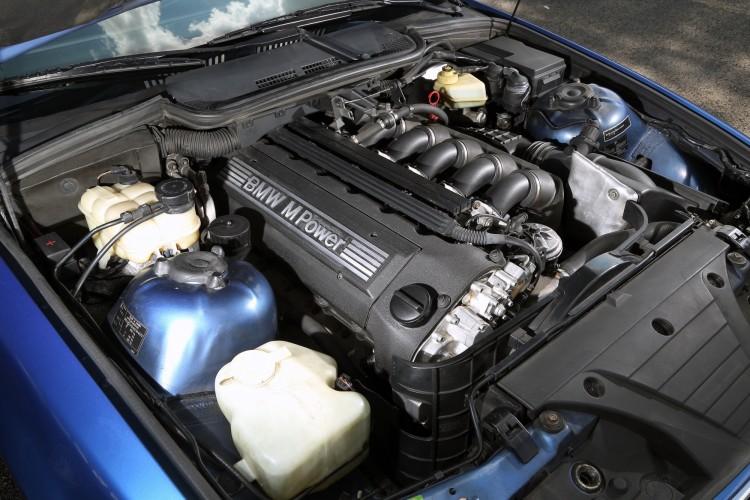 Motor BMW M3 E36 de 1992
