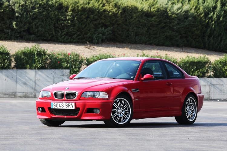 BMW M3 E46 del 2000