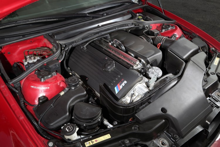 Motor BMW M3 E46 del 2000
