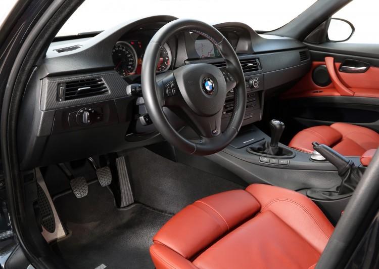 Interior BMW M3 E90 del 2007