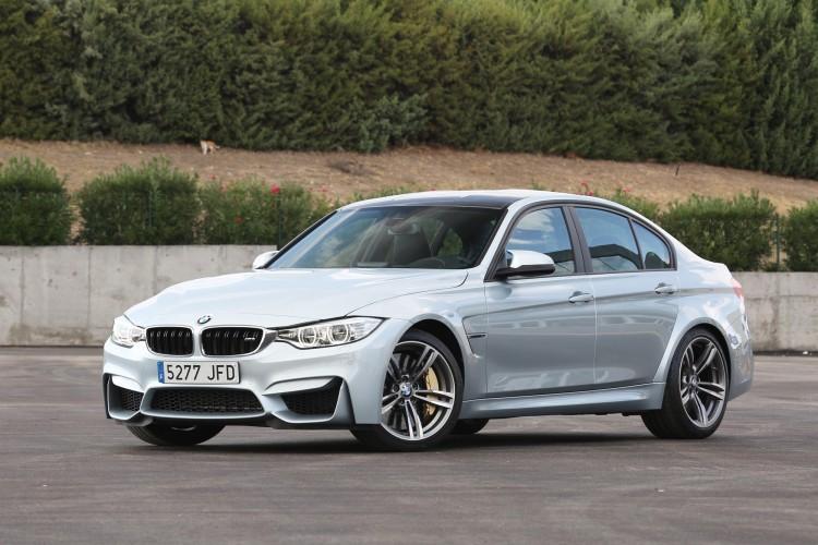 BMW M3 F80 del 2014