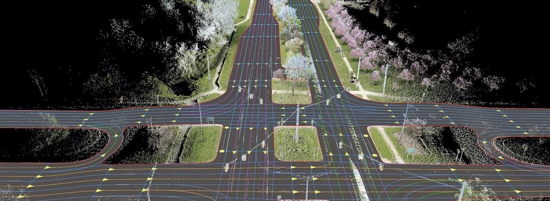 El futuro de la navegación ya está aquí con los mapas digitales a tiempo real