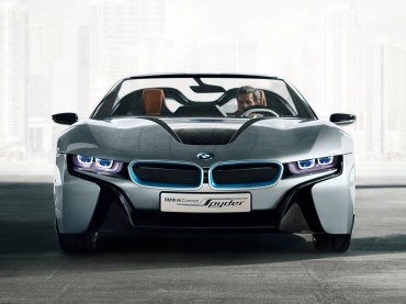 El BMW i8 Spyder llegará pronto