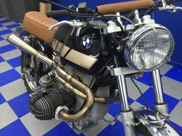 BMW R100S Scrambler en venta – Black Lizard Motorcycles