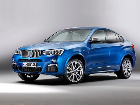 El BMW X4 M40i ya está en España