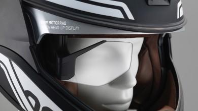 BMW MOTORRAD presentará un casco con head-up display en el CES