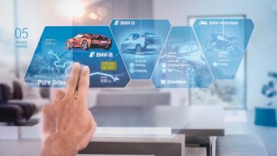 BMW i Vision Future Interaction y más en el CES