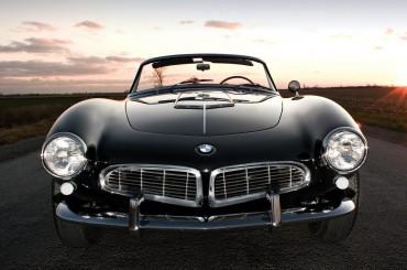 BMW 507 de 1956 – Historia de una leyenda