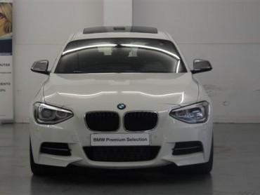 En venta un increíble BMW M135i con sólo 2.552 km