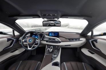 BMW i8 Mirrorless – Adiós a los retrovisores