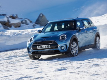 MINI presenta el Clubman ALL4
