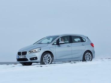 BMW 225xe – Nuevo Active Tourer híbrido
