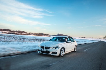 BMW 330e – el nuevo híbrido de la Serie 3