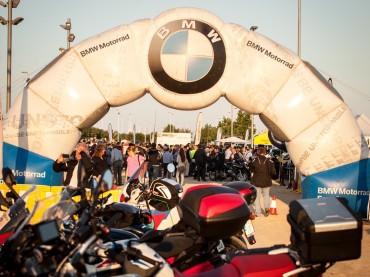 BMW Motorrad España PuntApunta 2016 – Este año de sur a norte