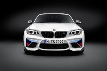 El BMW M2 Coupé ya dispone de accesorios BMW M Performance