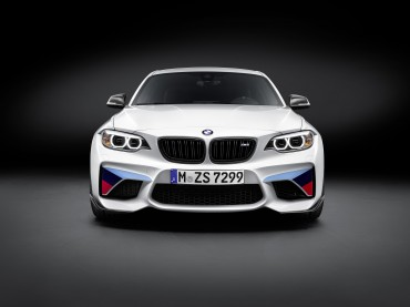 El BMW M2 Coupé ya dispone de accesorios BMW M Performance