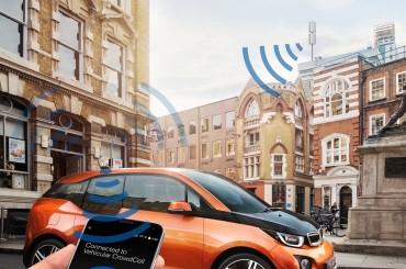 BMW presenta la tecnología Vehicular CrowdCell en el Mobile World Congress 2016 de Barcelona