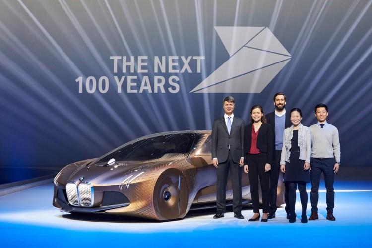 Centenario BMW