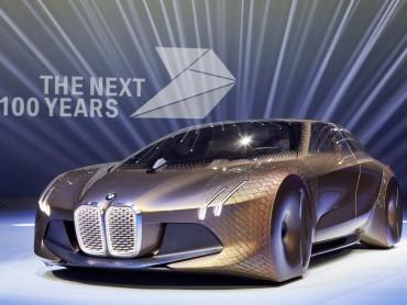 BMW cumple cien años