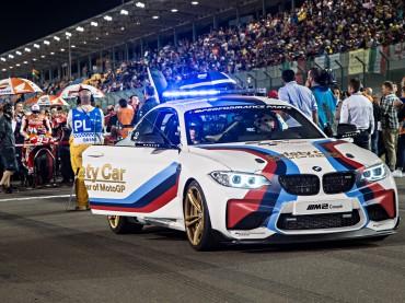 El nuevo BMW M2 líder de MotoGP