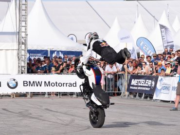 Hoy comienzan los BMW Motorrad Days en Garmisch-Partenkirchen