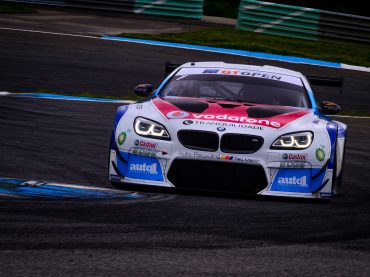 Los dos BMW M6 GT3 del International GT Open