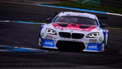 Los dos BMW M6 GT3 del International GT Open