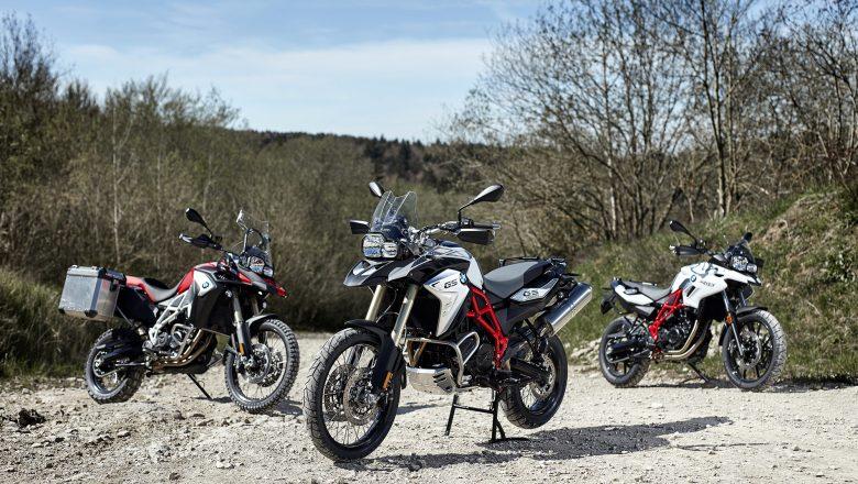 Aventuras para 2017 con BMW Motorrad