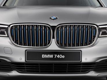 BMW Serie 7 iPerformance y sus precios