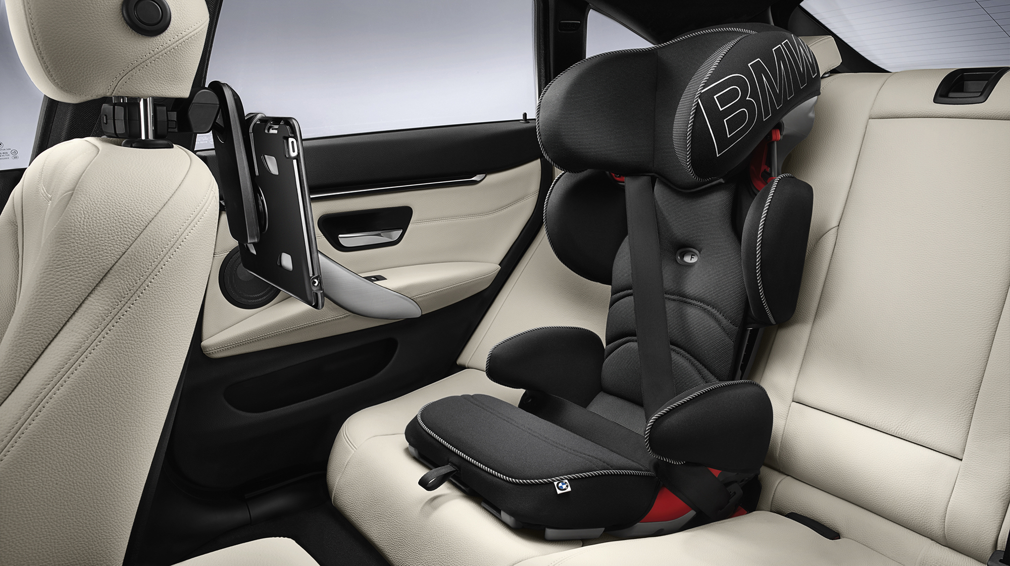 Infant Car Seat In Coupe Bmw M