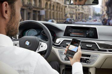La revolución de BMW Connected