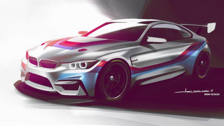 Nuevo BMW M4 GT4 para el 2018