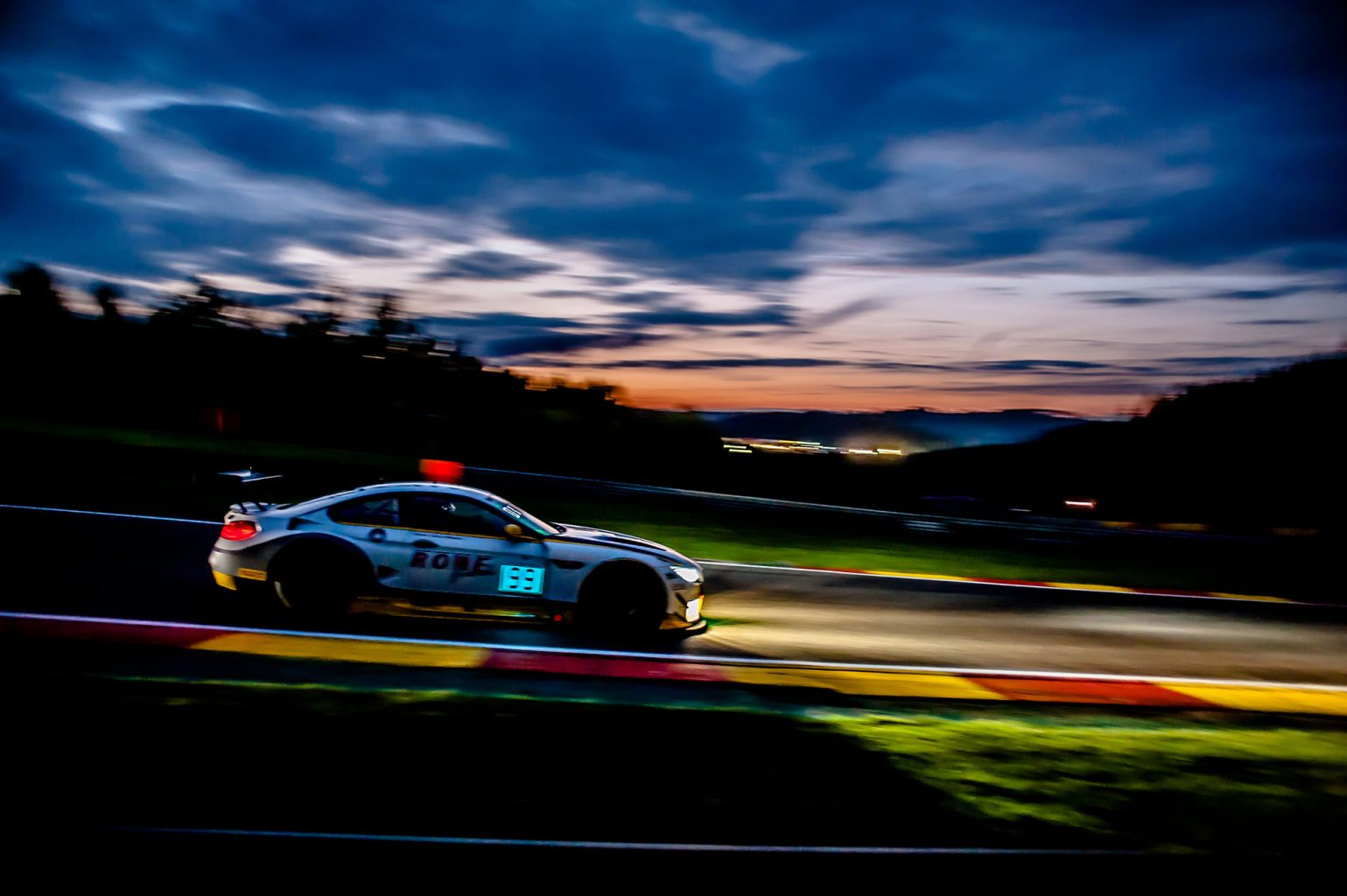 28.07.2016 to 31.07.2016, 2016 Blancpain GT Series Endurance Cup, Total 24 Hours of Spa, Spa Francorchamps, Spa (BEL). Alexander Sims (GBR), Phillipp Eng (AUT), Maxime Martin (BEL), No 99, Rowe Racing, BMW M6 GT3.