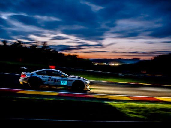 Victoria de BMW en las 24h de Spa-Francorchamps