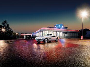 Elvis sigue vivo a través de su BMW 507