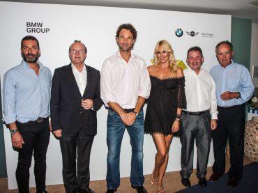 Centenario de BMW Group en la Copa del Rey de Vela